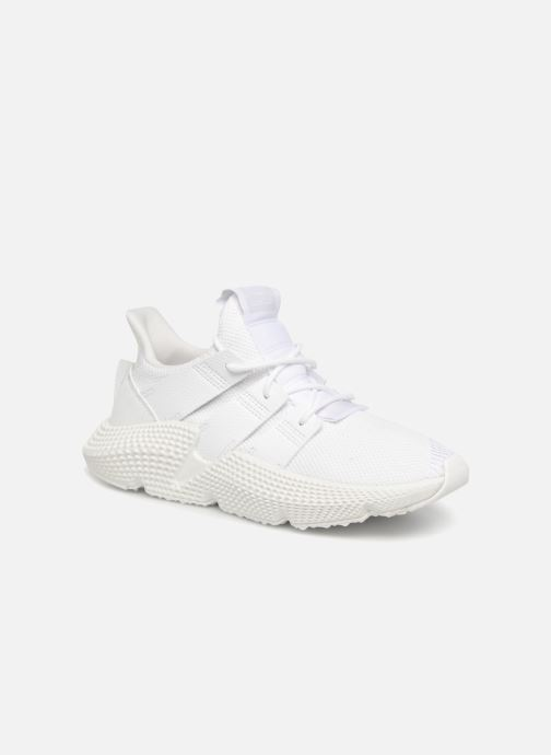 Trainers adidas originals Prophere J White detailed view/ Pair view