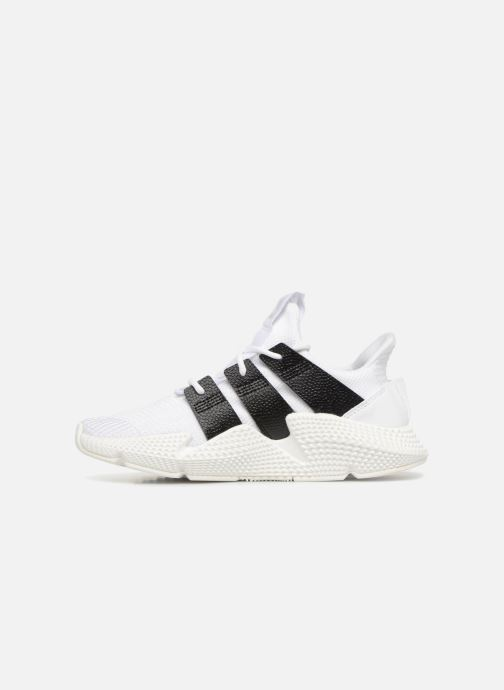 Sneakers adidas originals Prophere J Wit voorkant