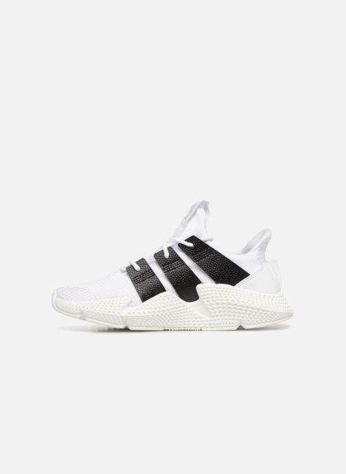 Sneakers adidas originals Prophere J Wit voorkant