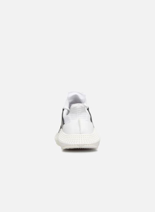 Sneakers adidas originals Prophere J Wit rechts