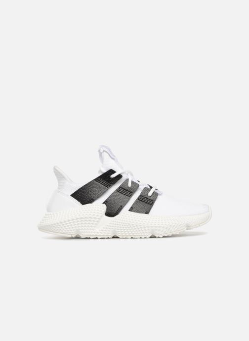 Sneakers adidas originals Prophere J Wit achterkant