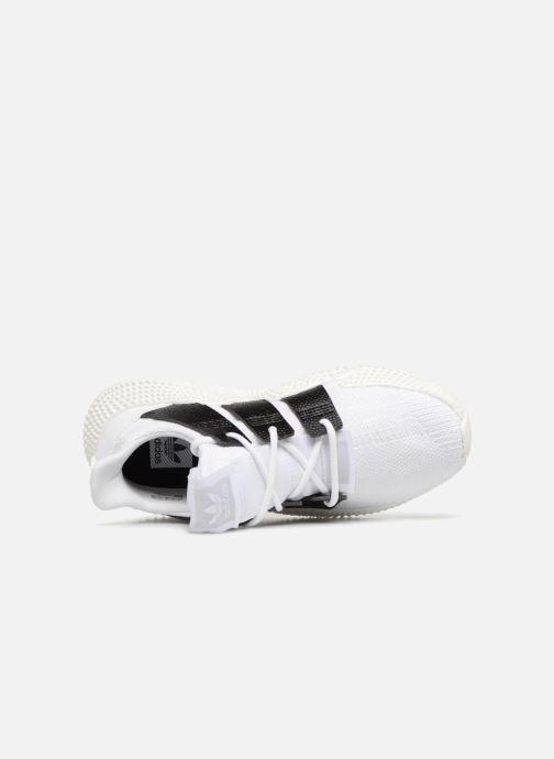 Sneakers adidas originals Prophere J Wit links