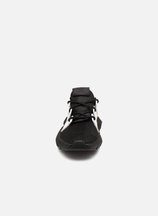 Trainers Adidas Originals Prophere J Black model view