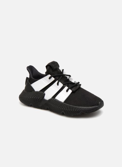 Trainers adidas originals Prophere J Black detailed view/ Pair view