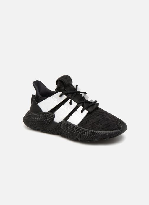 Trainers Adidas Originals Prophere J Black detailed view/ Pair view