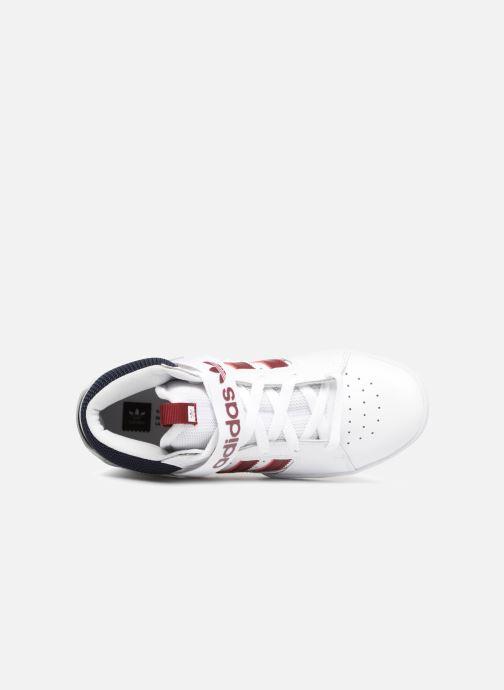 Sneakers adidas originals VRX Mid J Bianco immagine sinistra