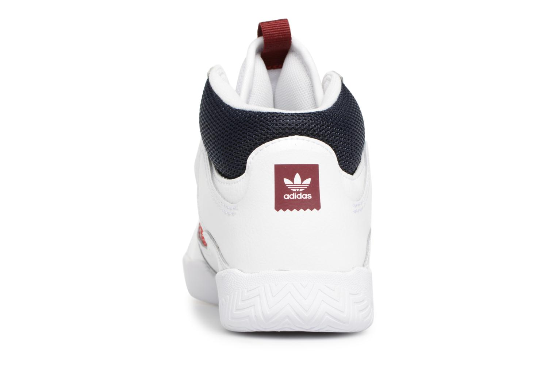 Sneakers Adidas Originals VRX Mid J Bianco immagine destra