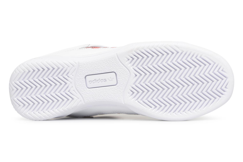 Sneakers Adidas Originals VRX Mid J Bianco immagine dall'alto