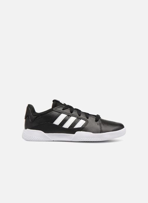 Sneakers adidas originals VRX Low J Zwart achterkant