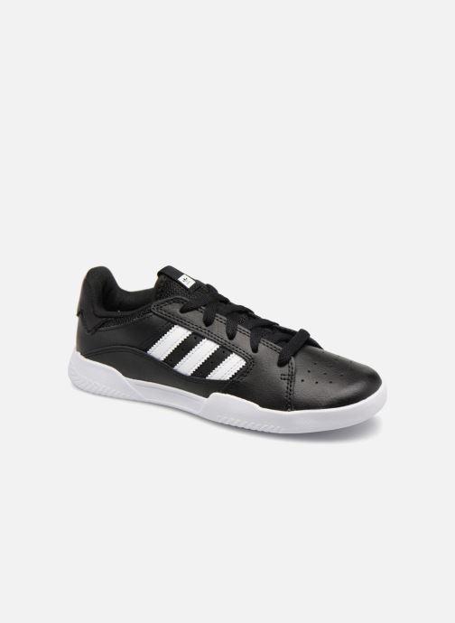 Sneakers adidas originals VRX Low J Zwart detail