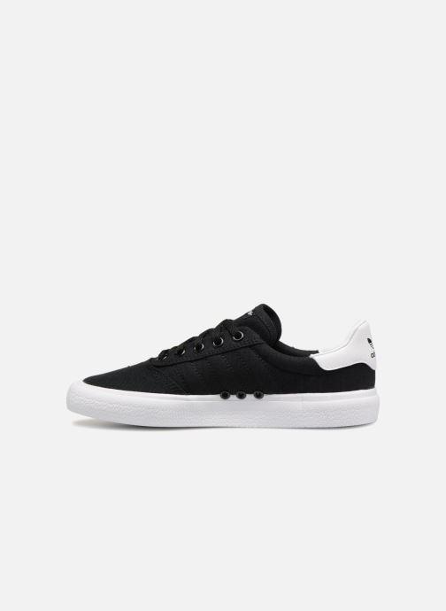 Baskets Adidas Originals 3MC J Noir vue face
