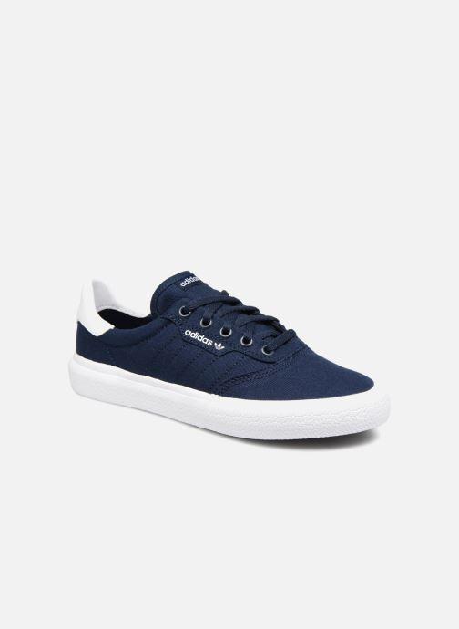 adidas originals 3MC J Trainers in Blue at Sarenza.eu (339044)