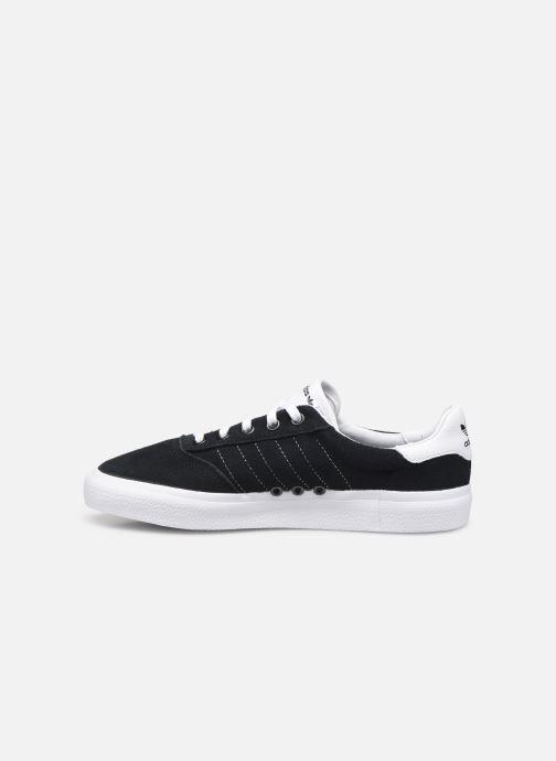 Sneakers adidas originals 3MC J Nero immagine frontale