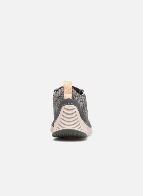 Trainers Clarks Tri Native Grey view from the right
