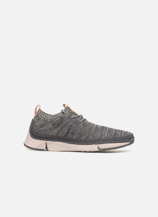 Trainers Clarks Tri Native Grey back view