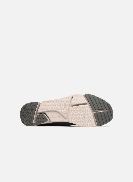 Trainers Clarks Tri Native Grey view from above