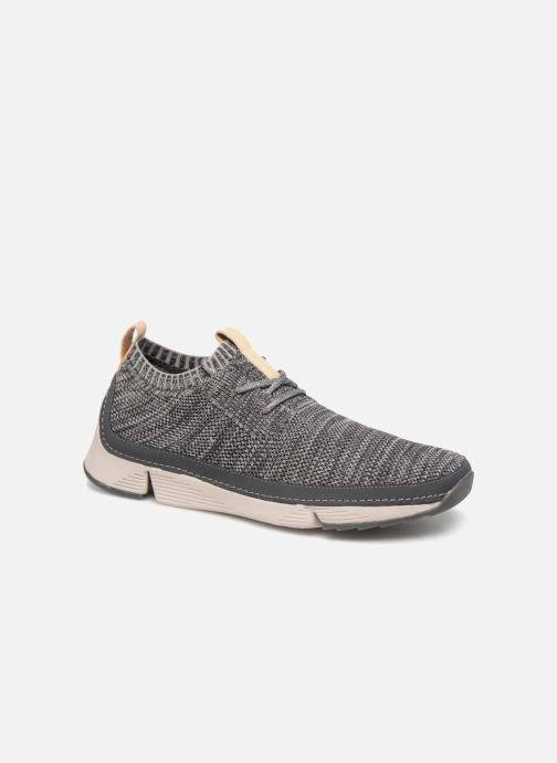 Trainers Clarks Tri Native Grey detailed view/ Pair view