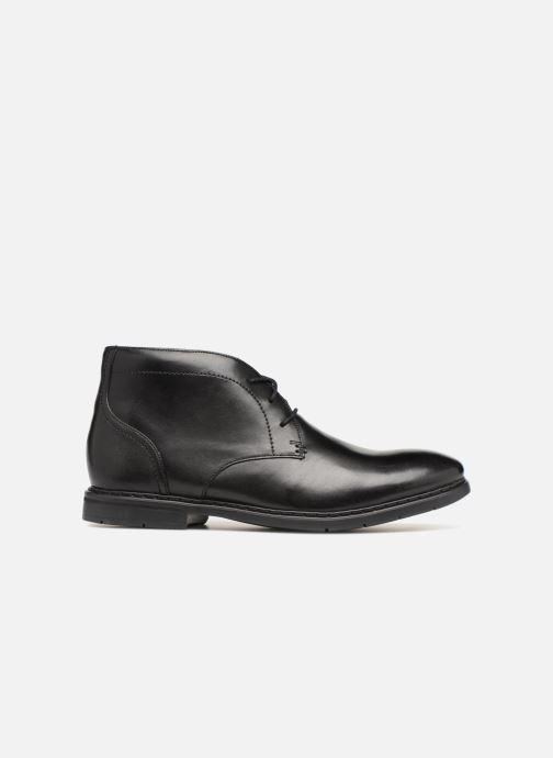 Bottines et boots Clarks Banbury Mid Noir vue derrière