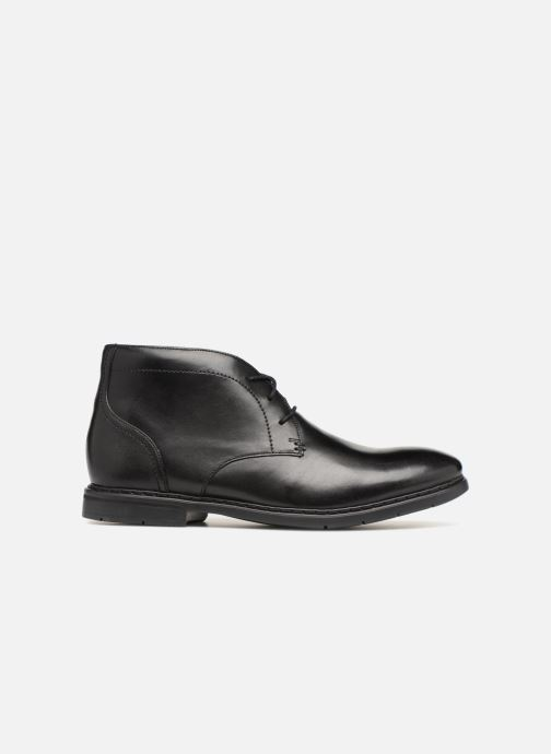 Ankle boots Clarks Banbury Mid Black back view