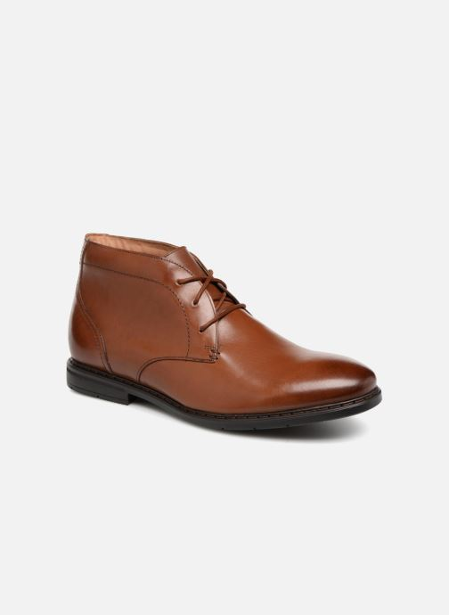 Ankle boots Clarks Banbury Mid Brown detailed view/ Pair view