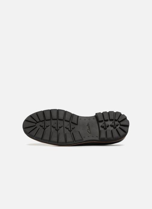 Chaussures à lacets Clarks Batcombe Hall Noir vue haut