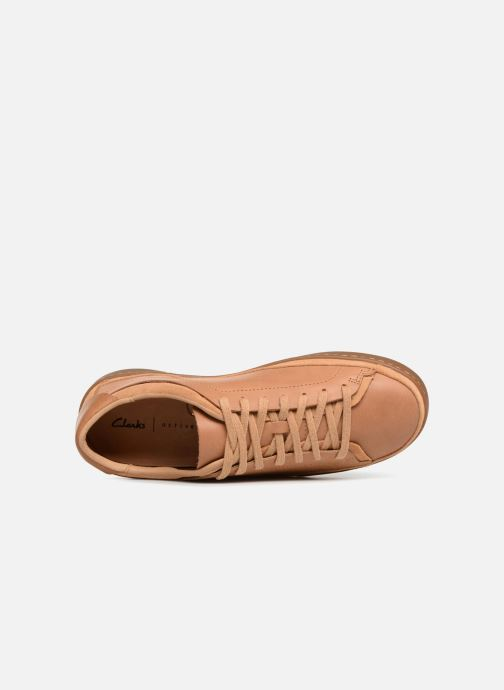 Sneakers Clarks Nathan Craft Bruin links