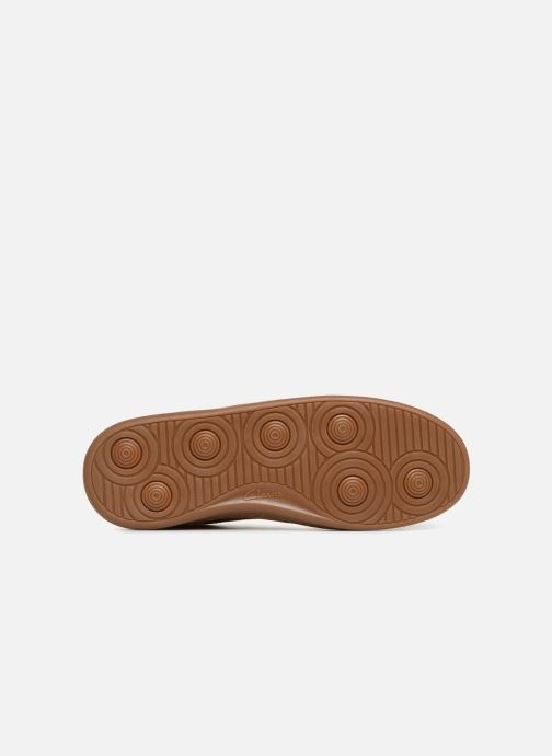 Sneakers Clarks Nathan Craft Bruin boven