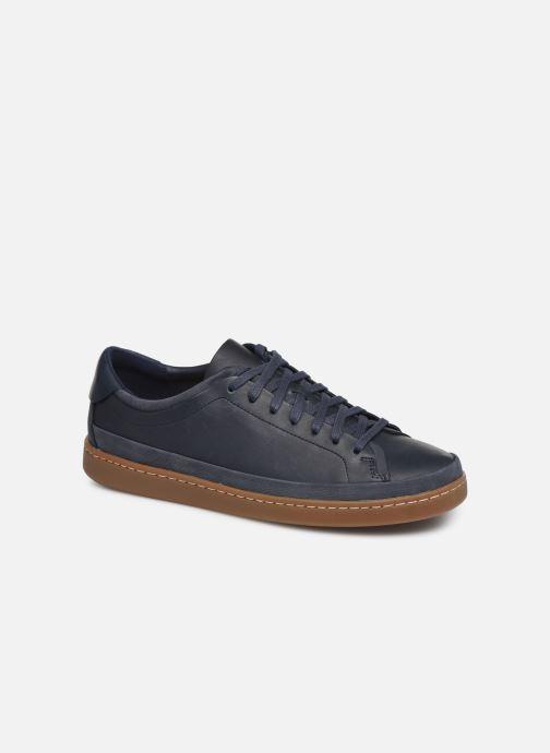 Sneaker Clarks Nathan Craft blau detaillierte ansicht/modell