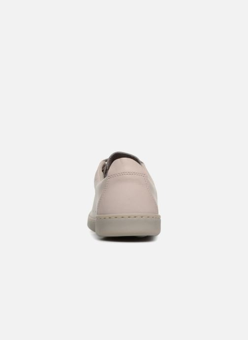 Sneakers Clarks Nathan Lace Grijs rechts