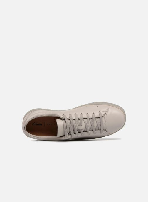 Sneakers Clarks Nathan Lace Grijs links
