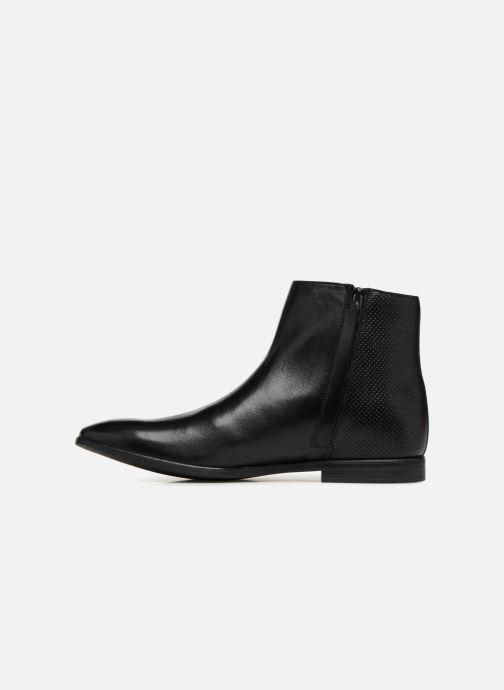 Stiefeletten & Boots Clarks Bampton Hi schwarz ansicht von vorne
