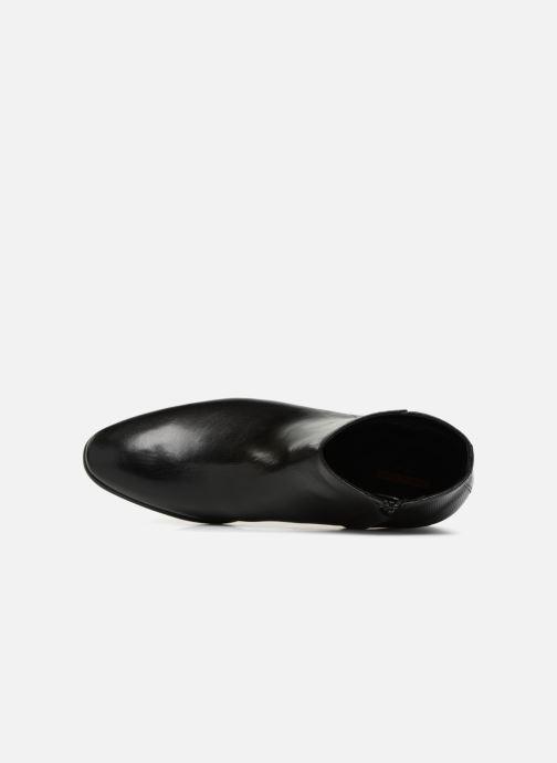 Stiefeletten & Boots Clarks Bampton Hi schwarz ansicht von links