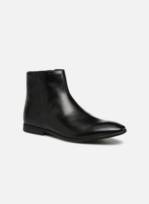 Stiefeletten & Boots Clarks Bampton Hi schwarz detaillierte ansicht/modell