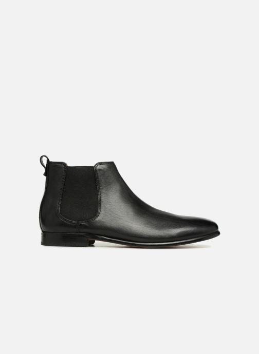 Stiefeletten & Boots Clarks Form Chelsea schwarz ansicht von hinten