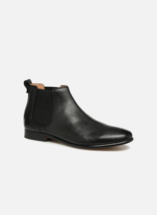 Stiefeletten & Boots Clarks Form Chelsea schwarz detaillierte ansicht/modell