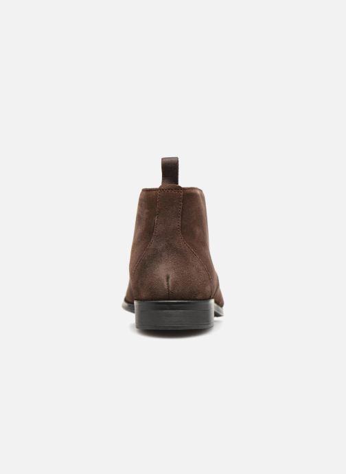 Boots en enkellaarsjes Clarks Gilman Mid Bruin rechts