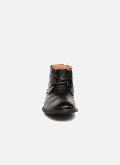 Ankle boots Clarks Glide Chukka Black model view