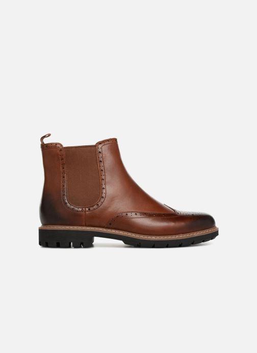Bottines et boots Clarks Batcombe Top Marron vue derrière