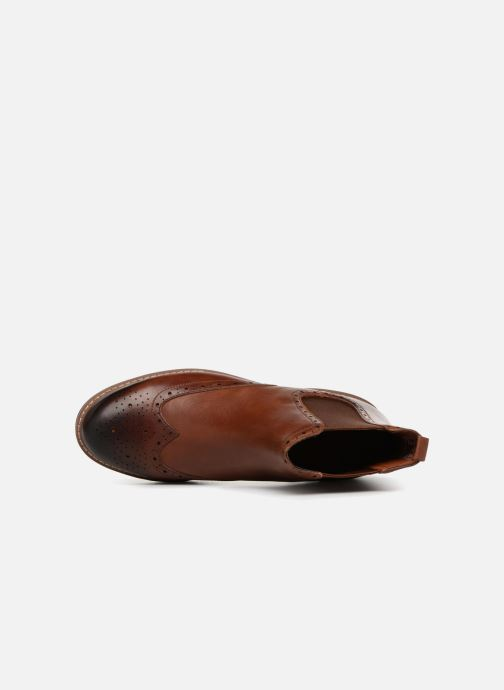 Bottines et boots Clarks Batcombe Top Marron vue gauche