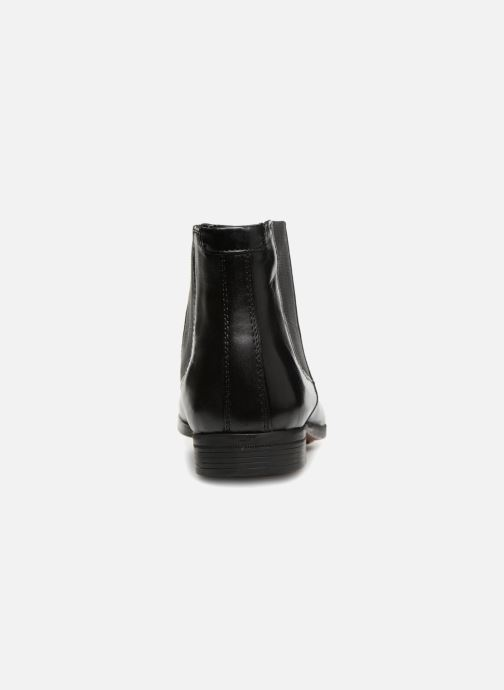 Ankle boots Clarks GilmoreChelsea Black view from the right
