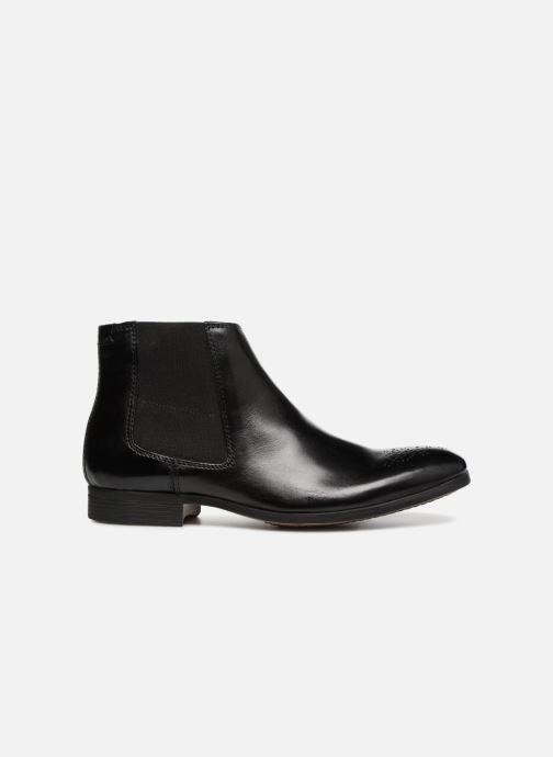 Ankle boots Clarks GilmoreChelsea Black back view