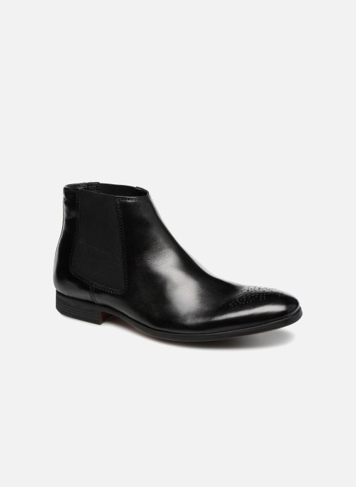 Ankle boots Clarks GilmoreChelsea Black detailed view/ Pair view