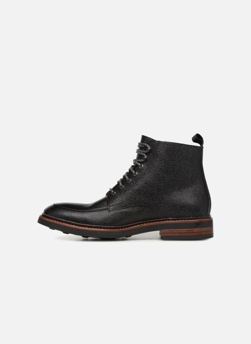 Bottines et boots Clarks Whitman Hi Noir vue face
