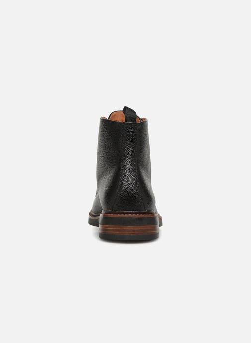 Bottines et boots Clarks Whitman Hi Noir vue droite
