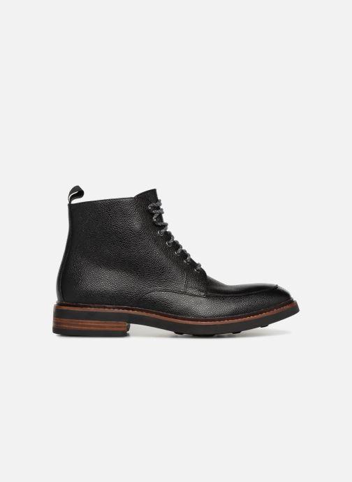 Bottines et boots Clarks Whitman Hi Noir vue derrière