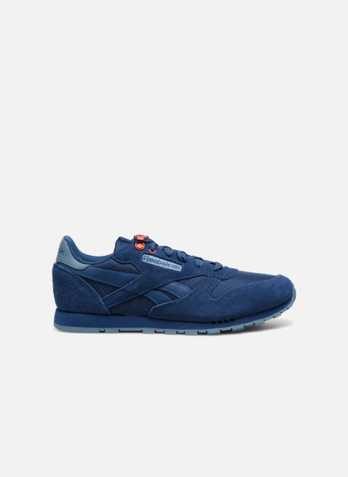 Sneakers Reebok Classic Leather J Blauw achterkant