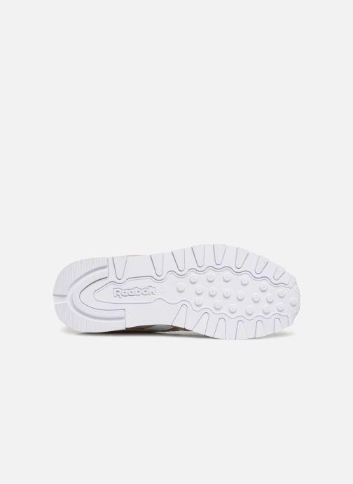 Sneakers Reebok Classic Leather J Beige se foroven