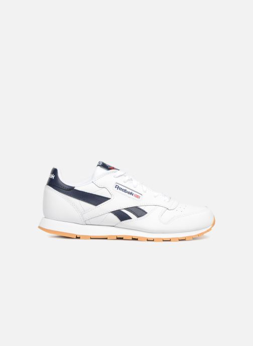 Sneakers Reebok Classic Leather J Wit achterkant