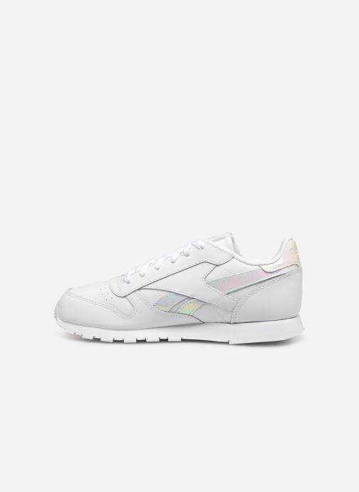Sneaker Reebok Classic Leather J weiß ansicht von vorne