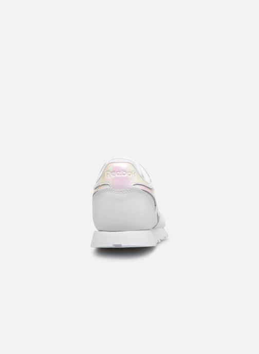 Sneaker Reebok Classic Leather J weiß ansicht von rechts